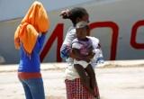 Italia giải cứu hơn 1.100 người di cư trên biển Địa Trung Hải