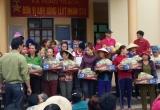 Tổng công ty ELKEN Việt Nam chia sẻ khó khăn cùng đồng bào Quảng Bình bị lũ lụt