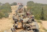 Thổ Nhĩ Kỳ đập tan gần 200 mục tiêu IS ở Syria