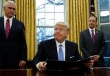 Tuần đầu tiên làm tổng thống của Donald Trump: Đầy bận rộn và nhiều kịch tính
