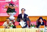 Bí thư Hà Nội nhắc nhở Hà Đông đẩy nhanh cấp quyền sử dụng đất