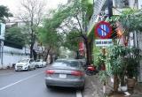 Hà Nội: Ô tô lộn xộn trên phố thí điểm đỗ xe theo ngày chẵn, lẻ