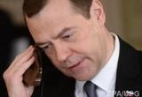 Tổng thống Putin thông báo bệnh tình của Thủ tướng Medvedev