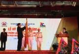 Than Khe Chàm đón nhận Huân chương lao động dịp kỷ niệm 30 năm