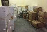 Quảng Ninh: Chưa đầy 1 giờ CSGT bắt liên tiếp hai xe tải chở 1 tấn hoa quả lậu