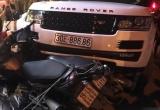 Hà Nội: 'Xế hộp' gây tai nạn liên hoàn trên phố khiến nhiều người bị thương