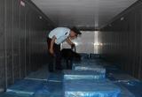 Hải Phòng: Công an kiểm tra hàng chục container nghi chứa chất cấm