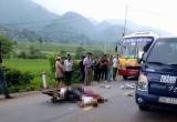 Hòa Bình: Tai nạn nghiêm trọng khiến hai người thương vong