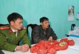 Quảng Ninh: Bắt giữ đối tượng vận chuyển hơn 100 quả pháo trứng trong đêm giao thừa