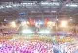 Khai mạc Đại hội Thể dục Thể thao tỉnh Quảng Ninh 2018