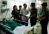 Lào Cai: Khám nhà nghi phạm ma tuý, chiến sĩ Công an bị đâm thấu ngực