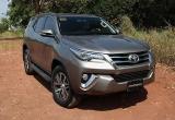 Toyota Fortuner 2018 tăng giá bán dù được miễn thuế