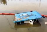 Hải Phòng: Chìm sà lan một thuyền viên tử nạn