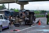 Tai nạn giao thông khiến cho 161 người thiệt mạng, 222 người bị thương trong dịp Tết