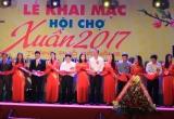 Đà Nẵng: Hơn 200 gian hàng phục vụ nhu cầu mua sắm Tết