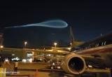 Sự thật bất ngờ về 'vệt sáng ngày tận thế' ở sân bay