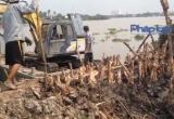 TP HCM: Vỡ bờ bao, người dân thiệt hại hàng tỷ đồng