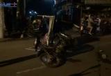 TP HCM: Va chạm giao thông, 4 người thương vong
