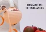 Với khoa học công nghệ, gọt hoa quả chưa bao giờ dễ hơn