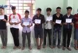 Bình Dương: 10 tên cướp 9X thực hiện hơn 30 vụ cướp giật tài sản đã sa lưới