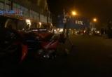 Bình Dương: Ba xe máy bất ngờ lao vào nhau, 1 người tử vong