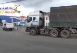 Bình Dương: Va chạm khiến 1 người tử vong, tài xế container bỏ chạy nhưng bất thành
