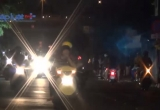 TP HCM: Hai xe máy va chạm, 3 người bị thương nặng