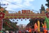 Bình Dương: Hàng ngàn người tham gia rước kiệu Bà