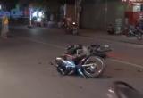 Bình Dương: Gây tai nạn bỏ xe lại hiện trường rồi bỏ chạy
