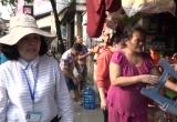 Nữ chủ tịch phường đòi vỉa hè ở Sài Gòn: 'Tôi không sợ đụng chạm'