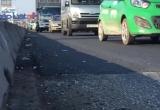 Mặt đường quốc lộ 1 biến thành 'ruộng bậc thang' ở TP HCM: Sở GTVT nhanh chóng khắc phục