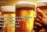 Bộ trưởng Y tế kiến nghị thu phí người uống rượu bia