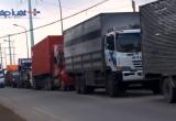 TP HCM: Nhiều tuyến đường vào cảng Cát Lái kẹt cứng nhiều giờ