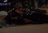 Bình Dương: Truy tìm người điều khiển xe máy tông hai bố con nguy kịch rồi bỏ chạy
