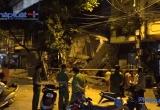 Clip: Cận cảnh nhà ba tầng đổ sập tại TP HCM