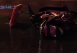 Bình Dương: Xe máy tông vào dải phân cách, 2 người thương vong