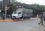 TP HCM: Va chạm với xe tải, người đàn ông tử vong tại chỗ
