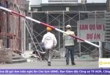 Bản tin Bất động sản Plus: Chung cư Vinahud 536A Minh Khai chưa hoàn thiện đã đưa dân vào sử dụng?