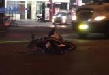 Bình Dương: Hai xe máy đấu đầu, 1 người nhập viện trong tình trạng chấn thương nặng