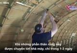 Boeing sản xuất máy bay 797 chỉ trong 9 ngày