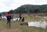 Hà Tĩnh: Huy động nhiều lực lượng tìm kiếm người đàn ông đuối nước