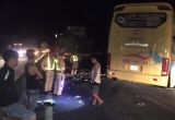 Hà Tĩnh: Kinh hoàng tai nạn giữa xe khách và xe container, hàng chục người thương vong