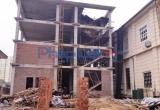 Hà Nội: Xây trường học, 'quên' xin giấy phép xây dựng