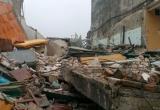 Tuyên Quang: Sập nhà kinh hoàng tại Thị trấn Tân Yên