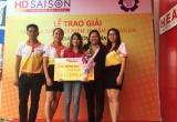 HD Saison tặng vàng tri ân khách hàng