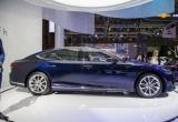 Cận cảnh Lexus LS500h 2018 đầu tiên ở Hà Nội giá 9 tỷ