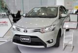 Bảng giá xe Toyota tháng 7/2018: Vios 1.5E giá rẻ sập sàn