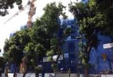 Nhiều sai phạm trong sử dụng đất tại Dự án Aqua Central 44 Yên Phụ