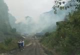 """Cao Bằng: Công ty Nikko xả khói mù mịt, người dân """"tức tưởi"""" kêu cứu"""