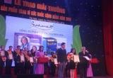 Botania vinh dự nhận giải thưởng 'Sản phẩm vàng vì sức khỏe cộng đồng năm 2018'